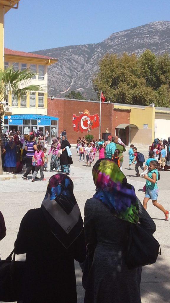начальная государственная школа в алании