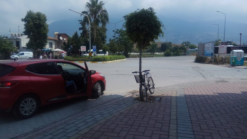 канатная дорога Алания, Турция