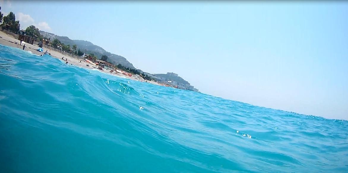 температура моря в Алании