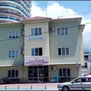 Государственная поликлиника в Махмутларе