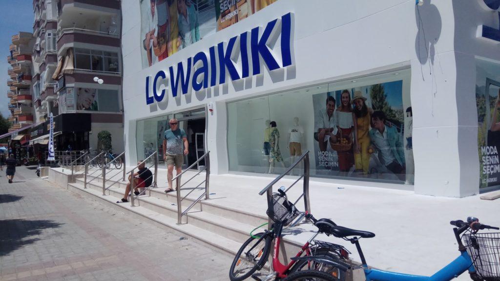 магазин LC WAIKIKI в Махмутларе