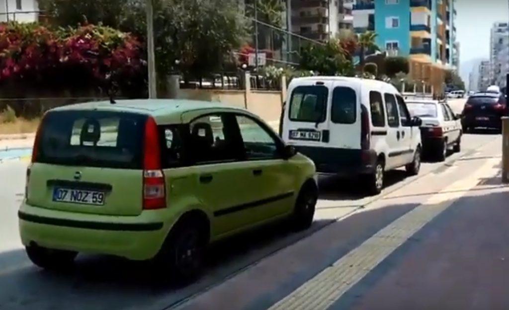 улица Ататюрка в Махмутларе