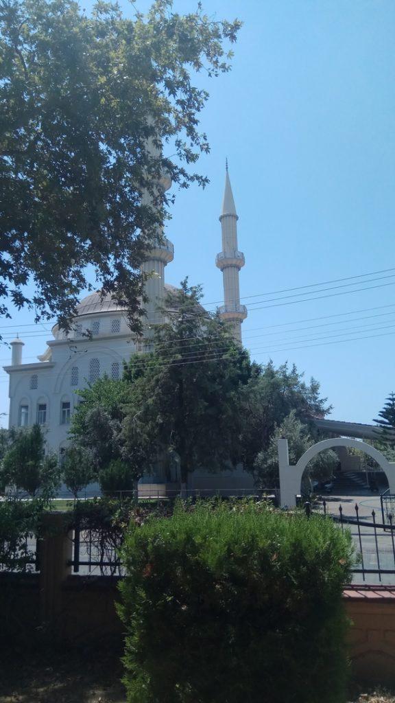 авсаллар алания центральная мечеть