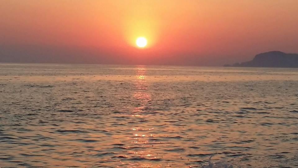 температура моря в октябре в турции
