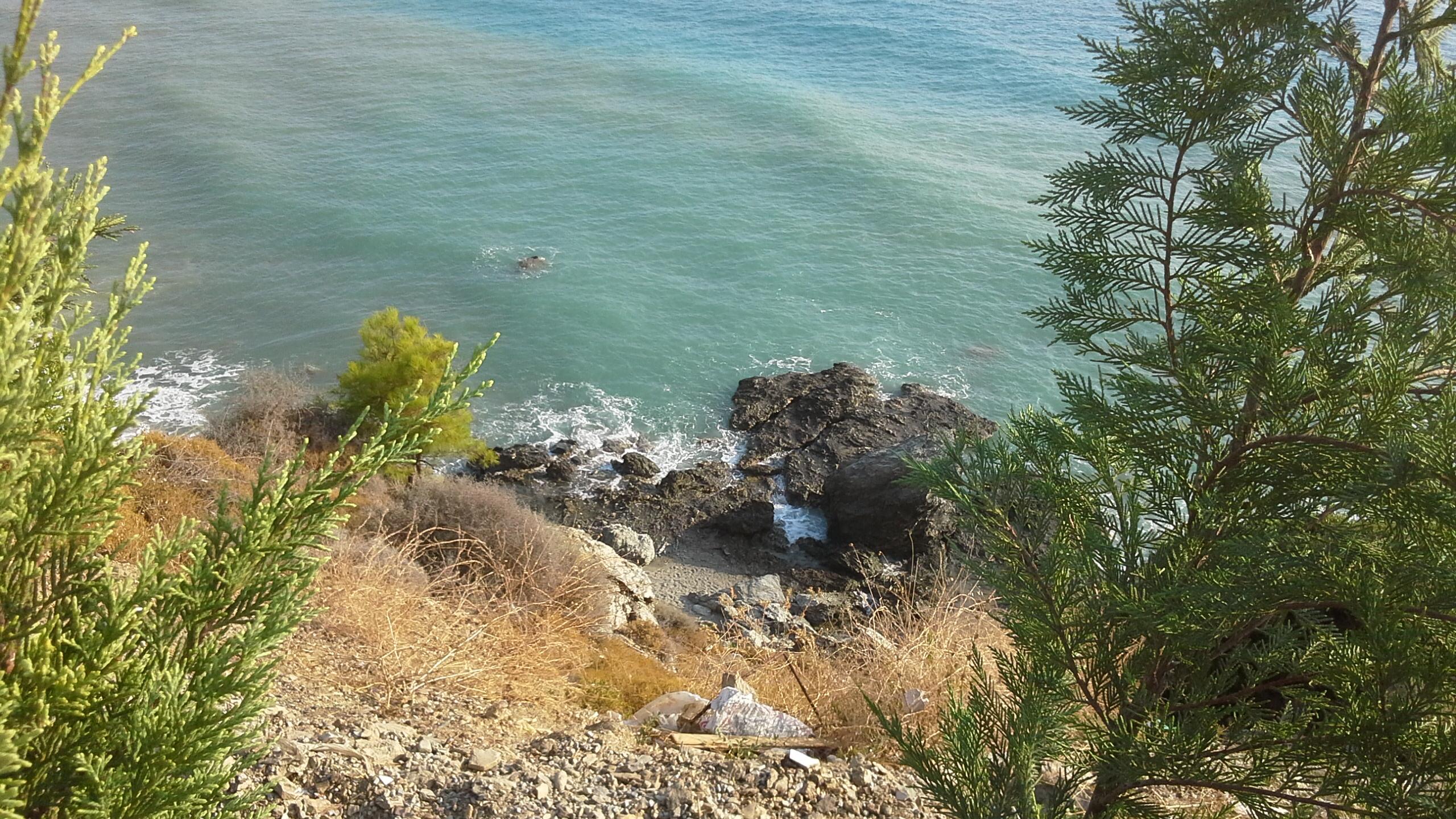 температура моря в ноябре в Турции