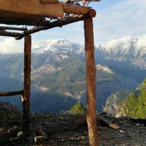 торосские горы в алании