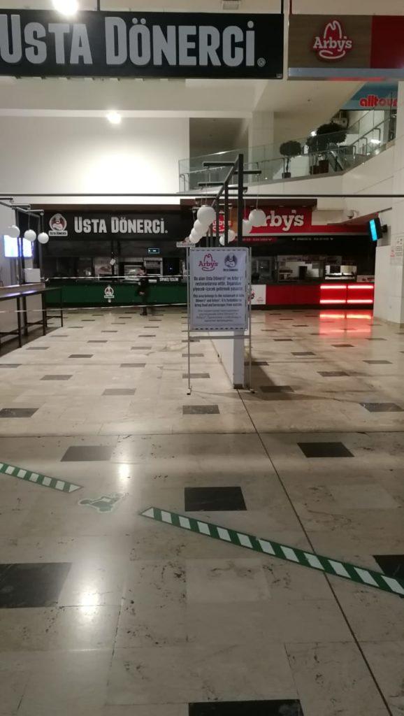 карантин в турции аэропорт анталия