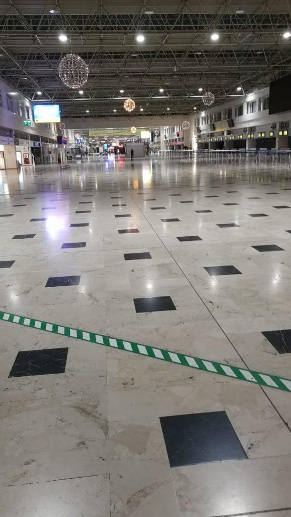 карантин в турции аэропорт